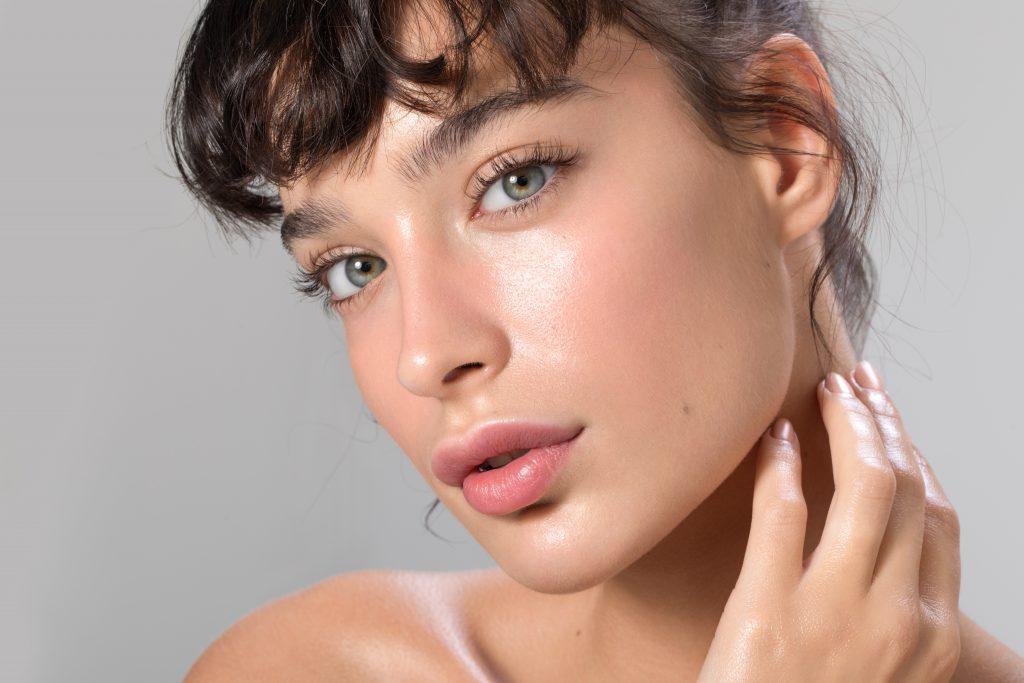 hud och skönhet